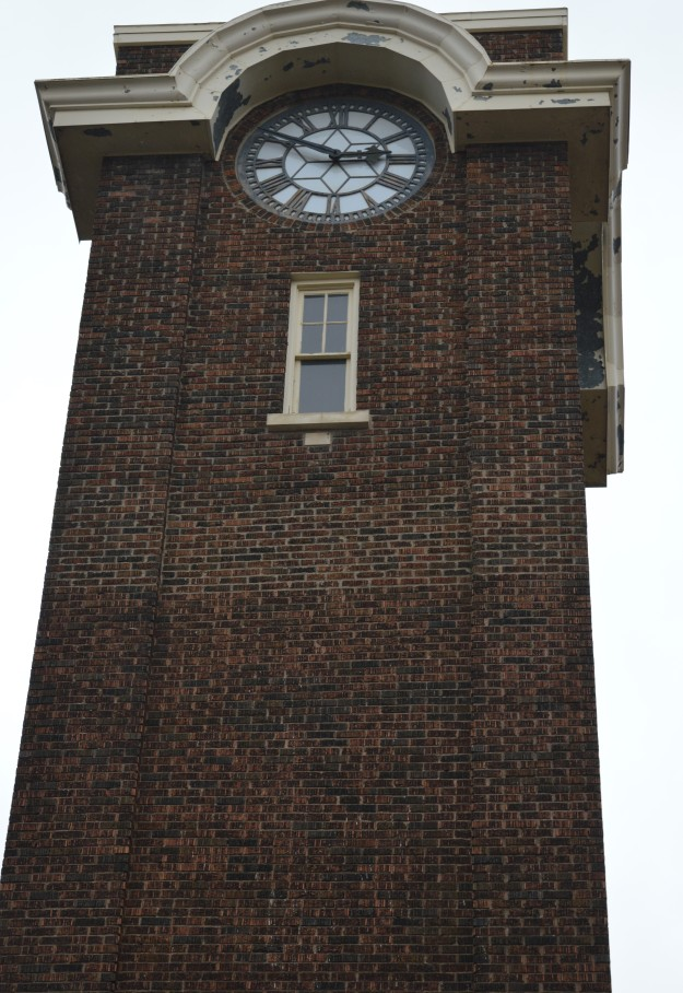 The clock in the tower of the former Central Fire Hall in downtown Welland  provides  opportunity for a timely reminder: Don't forget to turn your clocks back one hour before retiring for the evening! Eastern Standard Time officially begins Sunday morning.