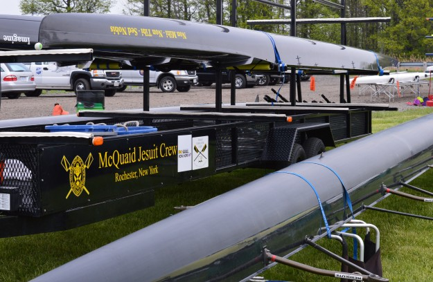 Crews came from near and far to participate in the long-running, popular regatta.