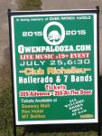 Owenpalooza: Don't miss it!  (Supplied photo)