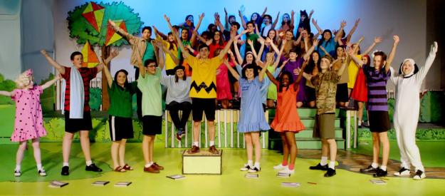 Charlie Brown full cast