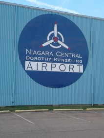 Dorothy Rungeling Airport sign (1)