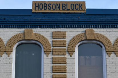 Hobson Block, 43 West Main St.
